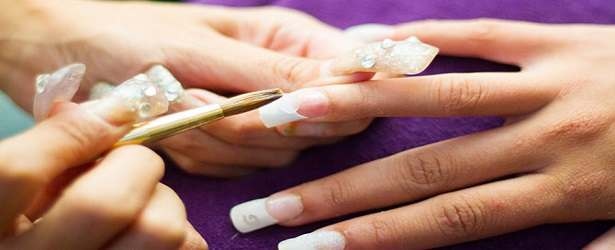 Acrylic Nail Fungus Infections