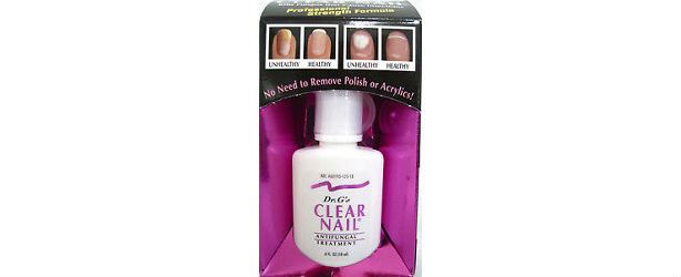 Dr. G's Clear Nail Antifungal Treatment Review 615