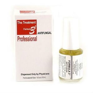 Antifungal Nail Polish >> Formula 3 Antifungal Treatment Review