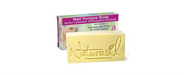 Naturasil Nail Fungus Medicated Soap Review 615