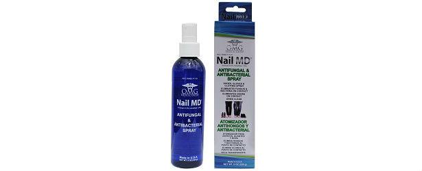 OMG Medical Group Nail MD Spray Review 615