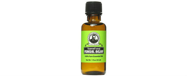Uncle Harry's Natural Products Fungal Relief Review 615